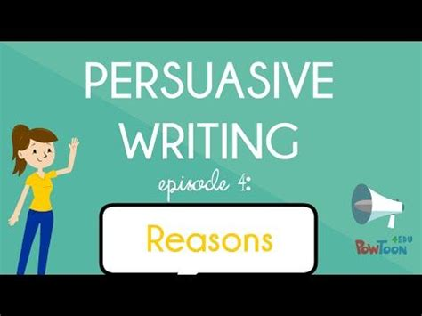 Persuasive writing lesson plans middle school